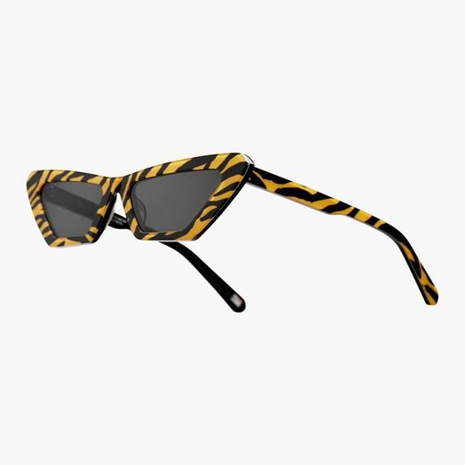 Chimi Square Tiger Chimi x Sundae School Sunglasses