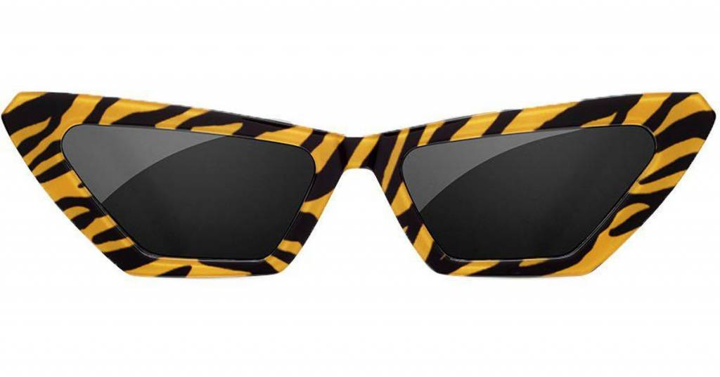 Chimi Square Tiger Chimi x Sundae School Sunglasses