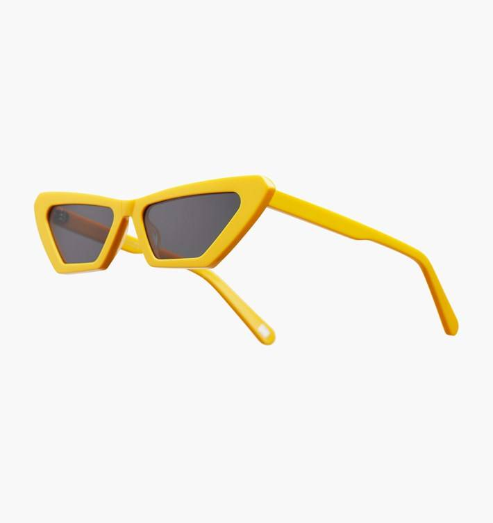 Chimi Square Yellow Chimi x Sundae School Sunglasses