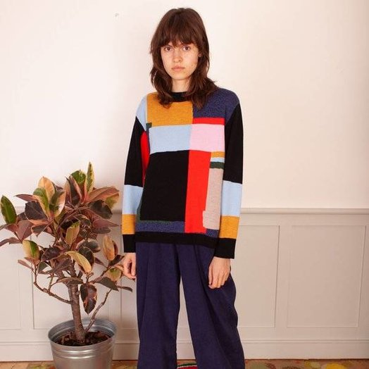 L. F. Markey Benjamin Knit, Multi Color