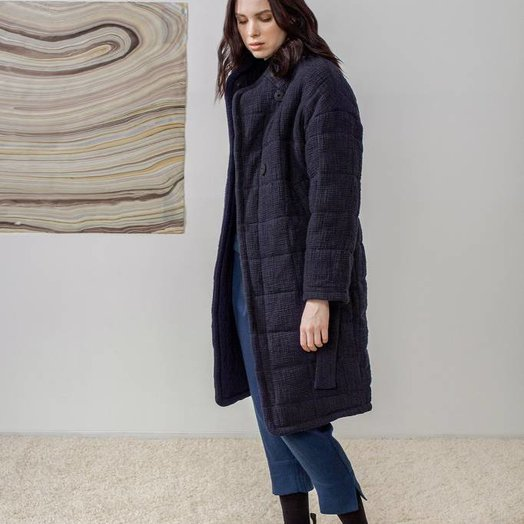 Rujuta Sheth Uma Quoted Coat, Eclipse
