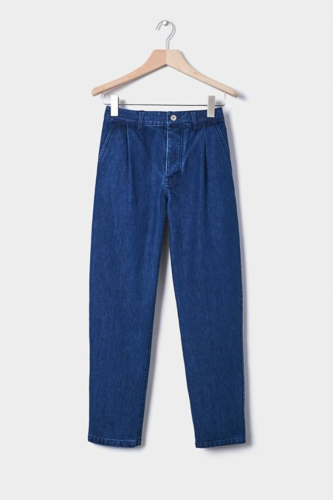 Kowtow Turnaround Pants, Classic Denim