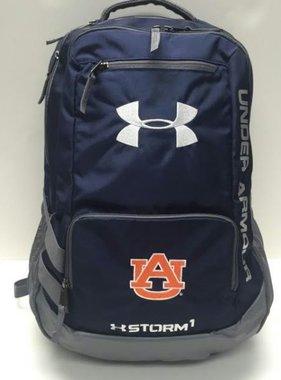 Under Armour UA Hustle II Backpack - Navy