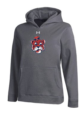 Under Armour Vintage Aubie Head Youth Hood