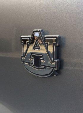 AU Chrome Automotive Team Emblem