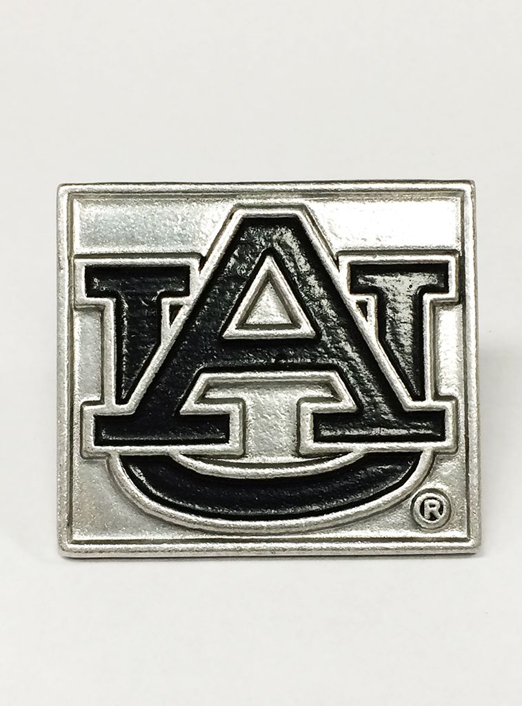 AU Small Pewter Hitch Cover