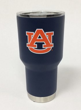 AU 30 oz. Navy Insulated Tumbler