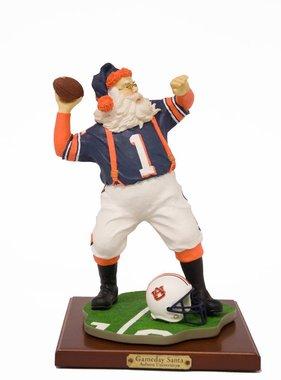 Gameday Santa Figurine