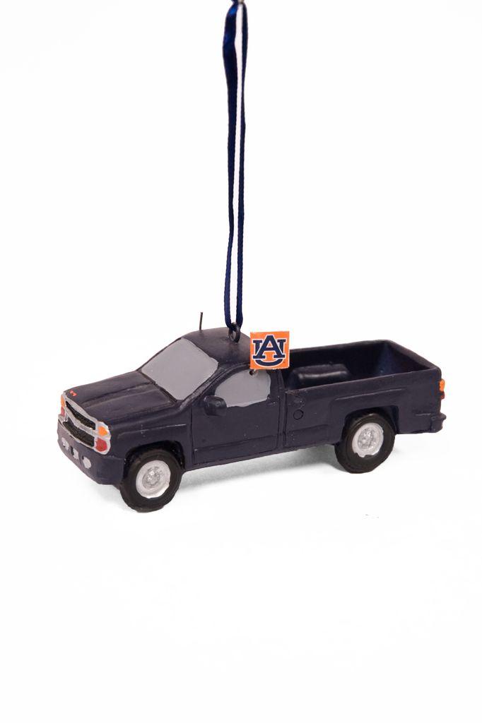 Auburn Pickup Truck Ornament