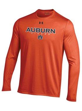 Under Armour Auburn Tigers Tech Long Sleeve