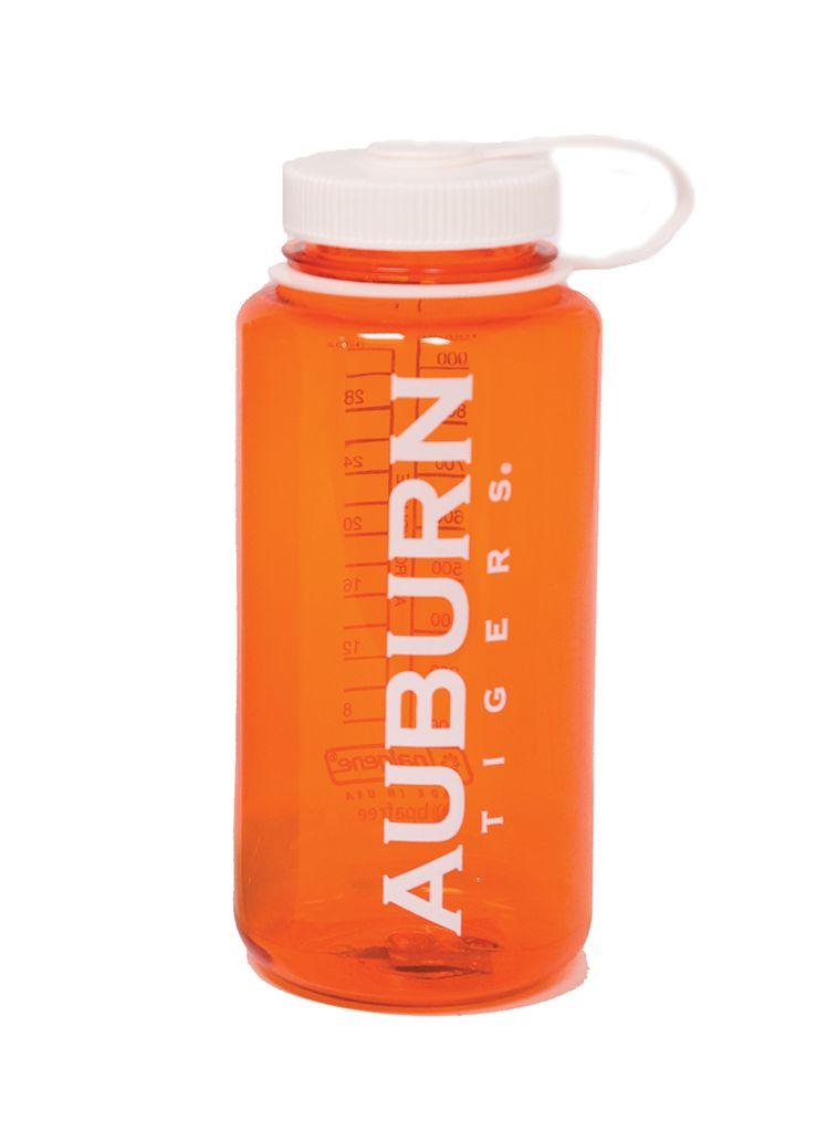 Auburn Tigers Nalgene Tritan Water Bottle, Orange, 32 oz