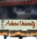 Auburn University Script Decal