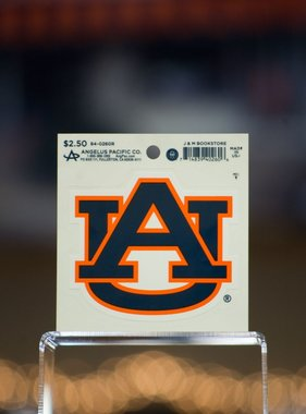 AU Interlock Decal