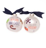Auburn Joy Ornament