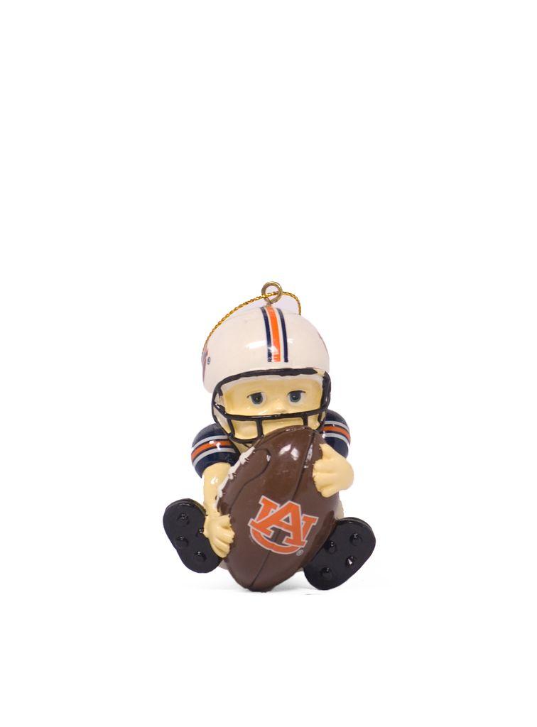 AU Lil Fan with Uniform Ornament