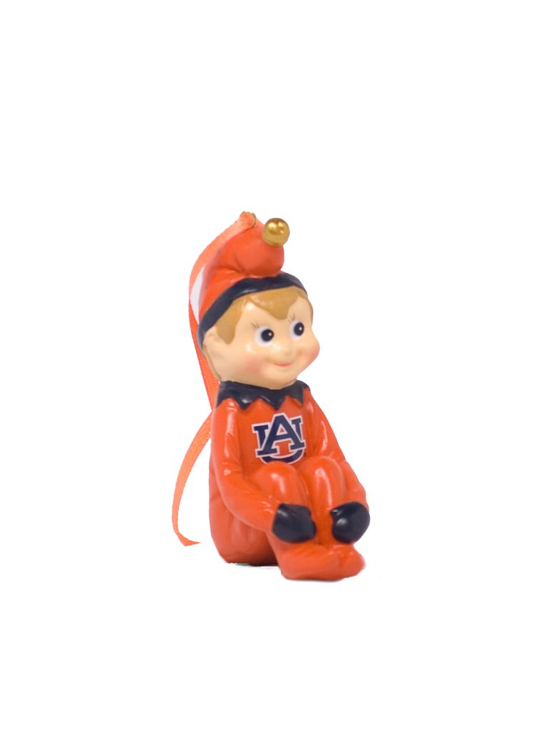 Auburn Pixie Ornament