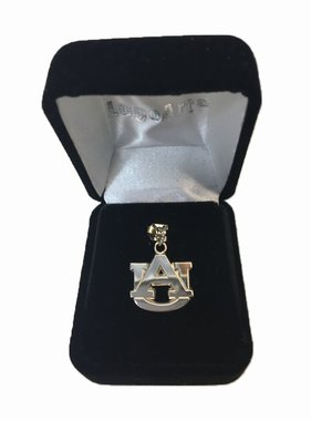 Silver AU Pendant