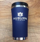 AU Auburn Stainless Travel Mug, Navy, 16 oz