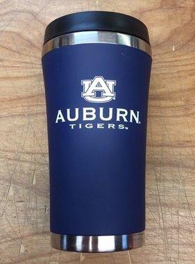 AU Auburn Stainless Travel Mug, Navy, 16 oz
