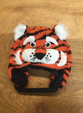 Aubie Head Youth Winter Hat