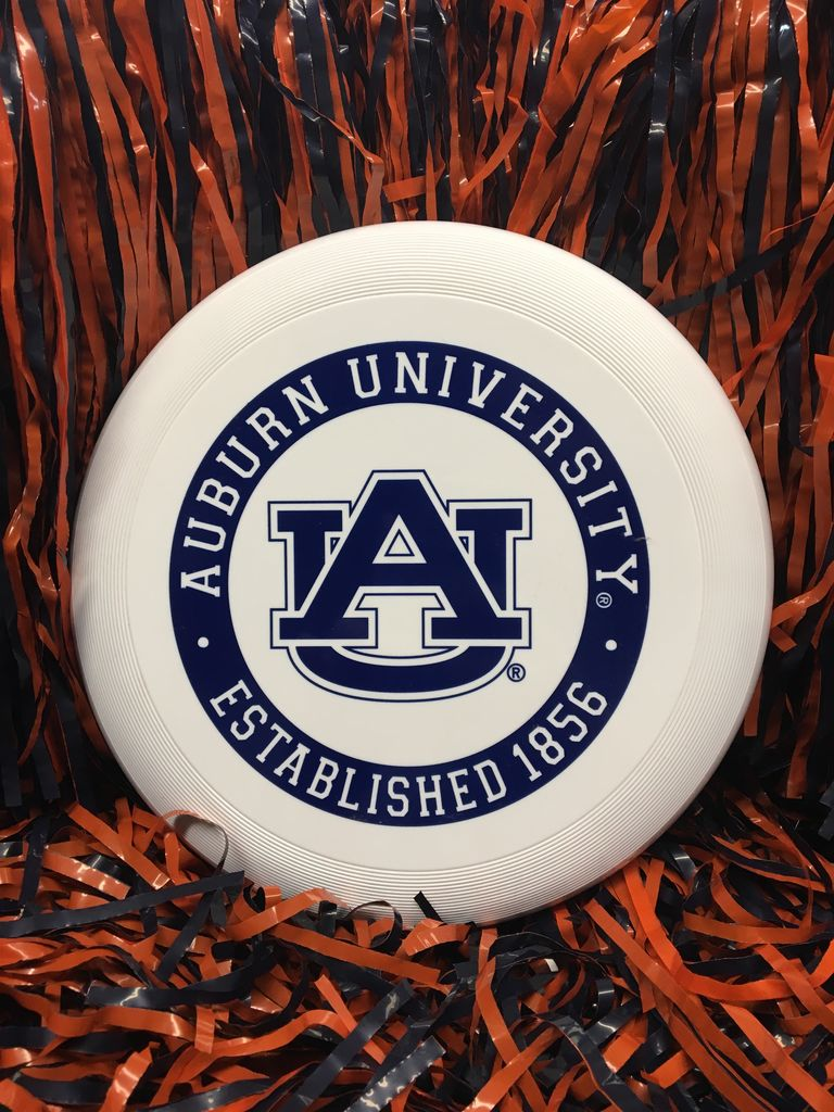 Auburn Frisbee