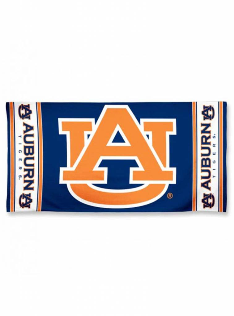 Auburn AU Tigers Beach and Dorm Towel