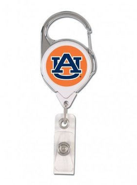 AU Round 2 Sided Premium Badge Holder