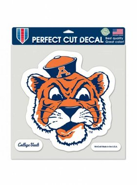 Old Aubie Decal