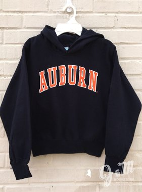 MV Sport Arch Auburn Screenprint Hood