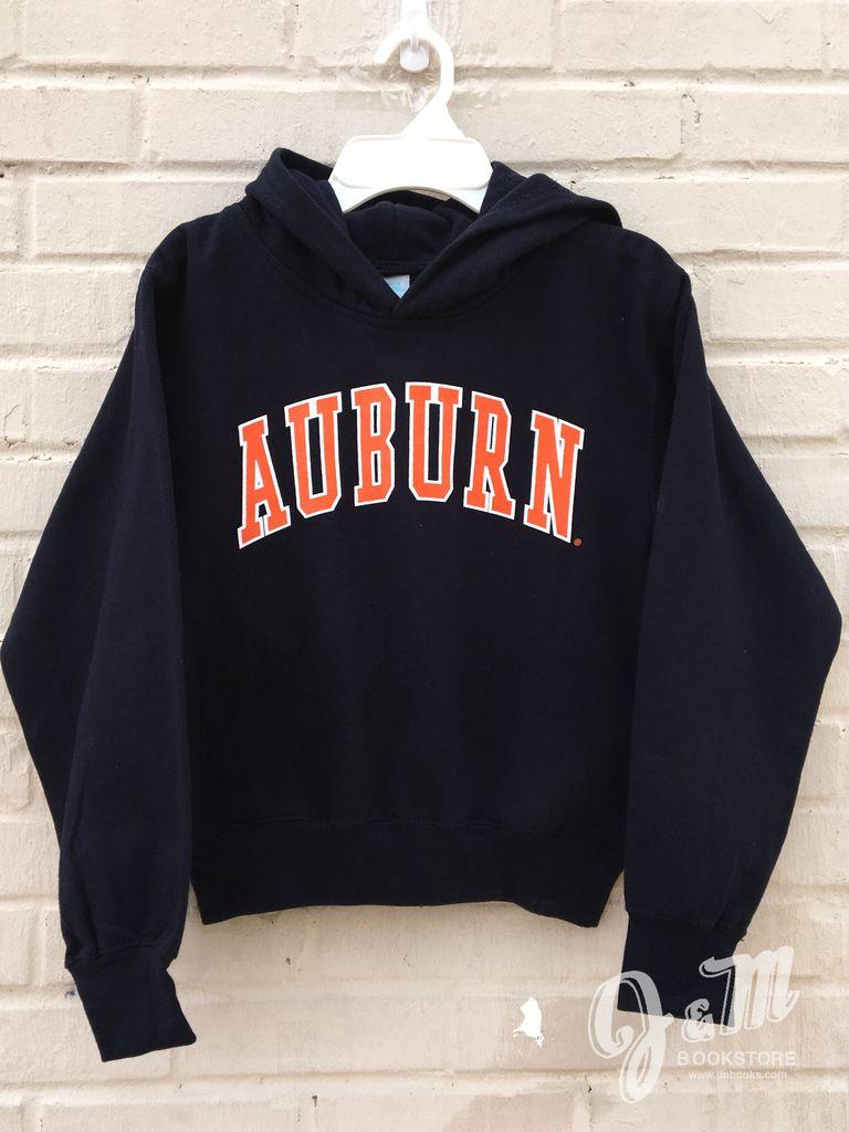 MV Sport Arch Auburn Screenprint Hood