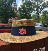 Tournament Twisted Straw Gambler Hat