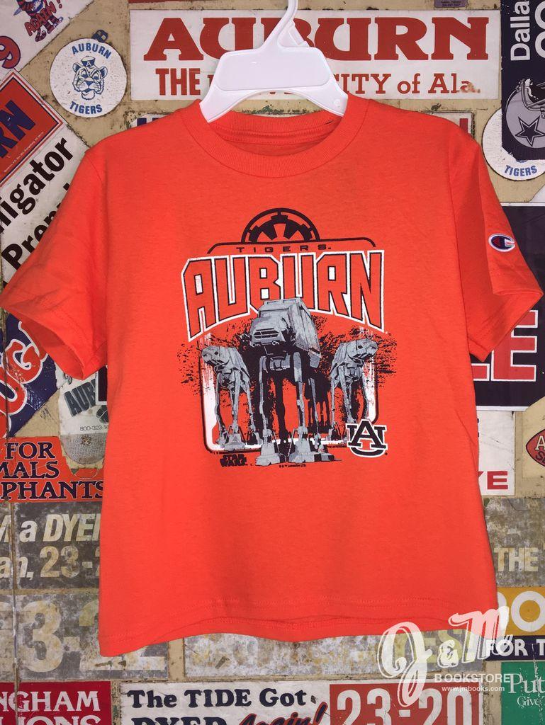 Rogue One Youth Auburn Tigers T-Shirt