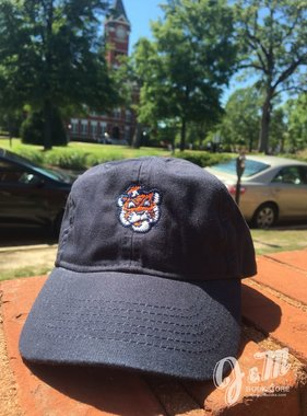 Vintage Aubie Head Toddler Hat