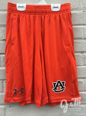 Under Armour Youth Training Short with Navy AU