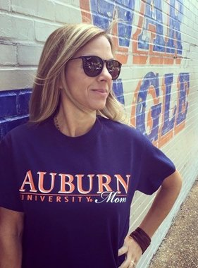 MV Sport Auburn Bar University Mom T-Shirt