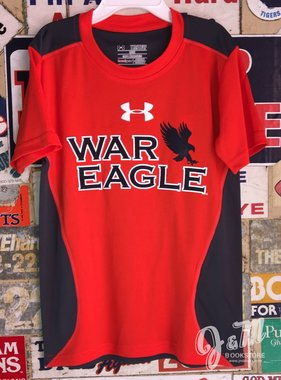 Under Armour UA War Eagle Colorblock Youth T-Shirt