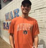 Under Armour Distressed Arch Auburn AU T-Shirt