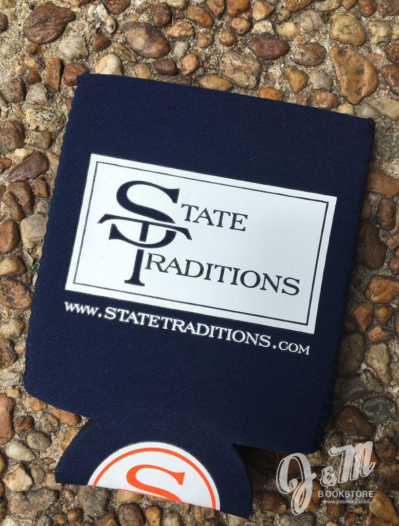 State Traditions Auburn Alabama Traditional Koozie