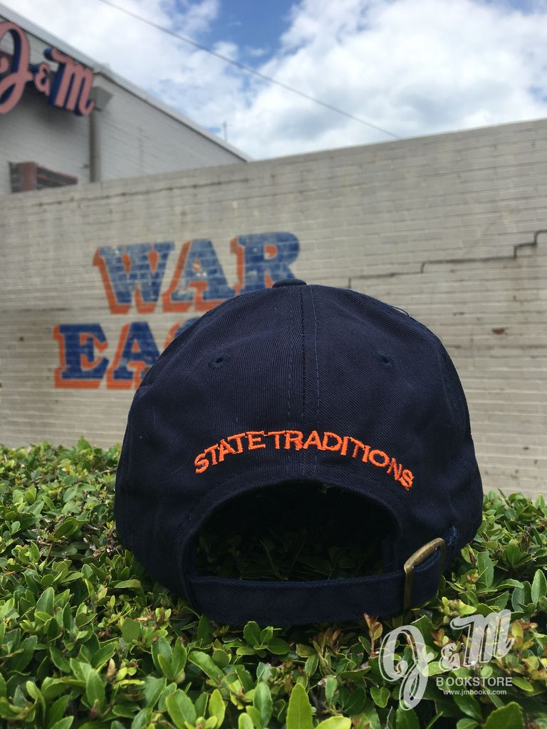 State Traditions Auburn Alabama Traditional Hat