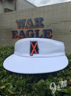State Traditions Auburn Alabama Traditional Golf Visor