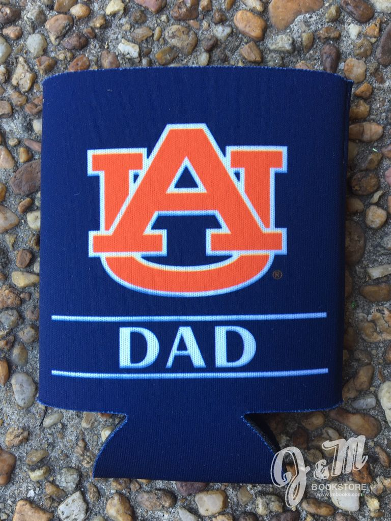 AU Dad Koozie