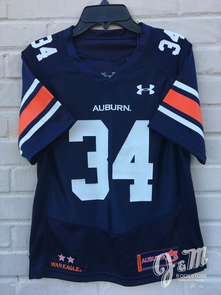 Under Armour #34 Youth Jersey