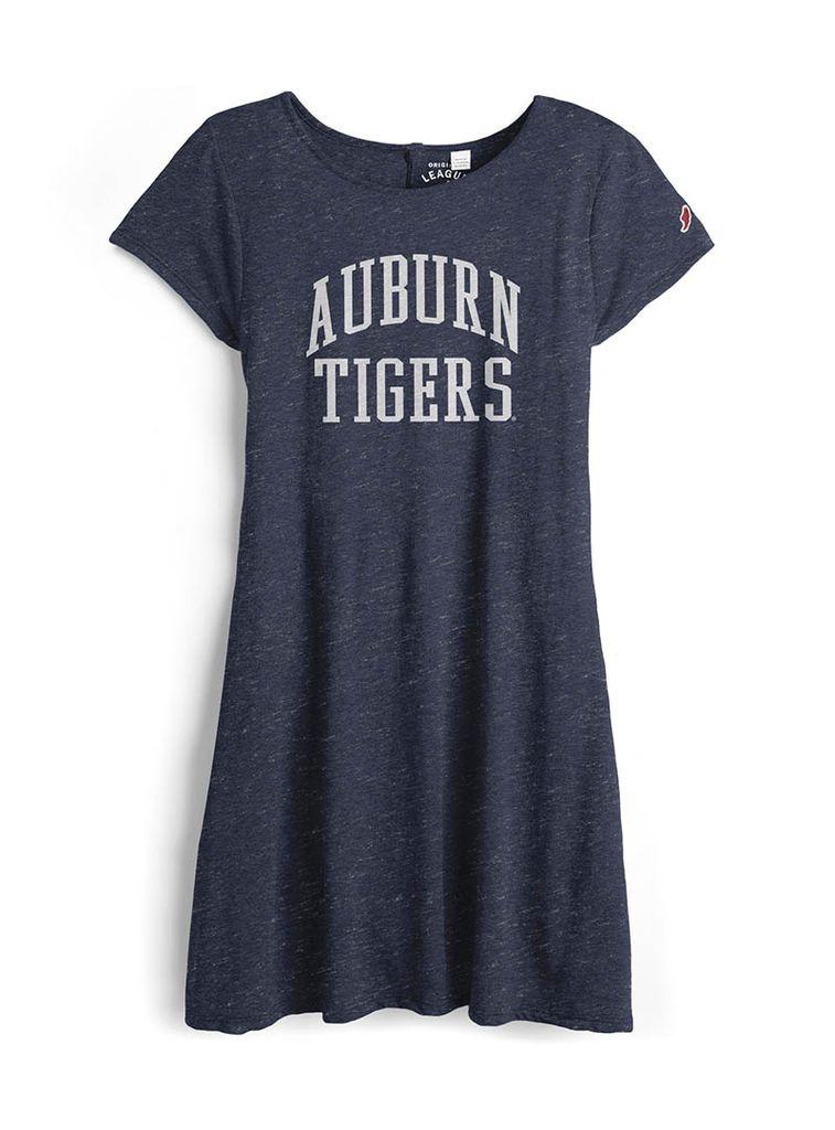 League Auburn Tigers Swing Dress