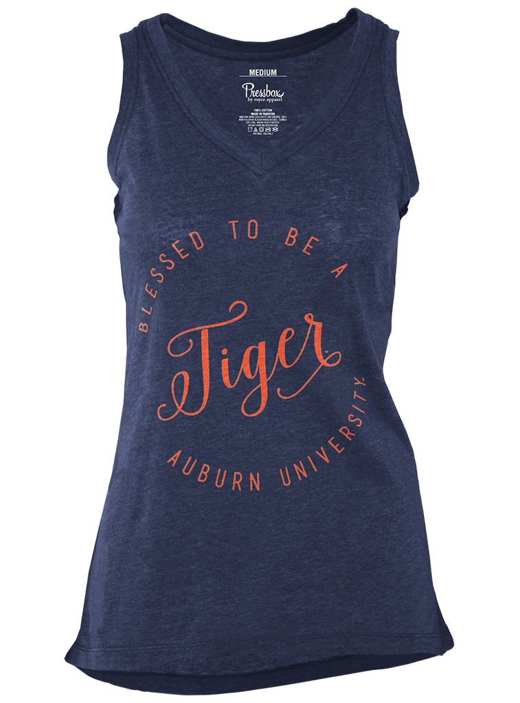 Blessed to be a Tiger Tank Top