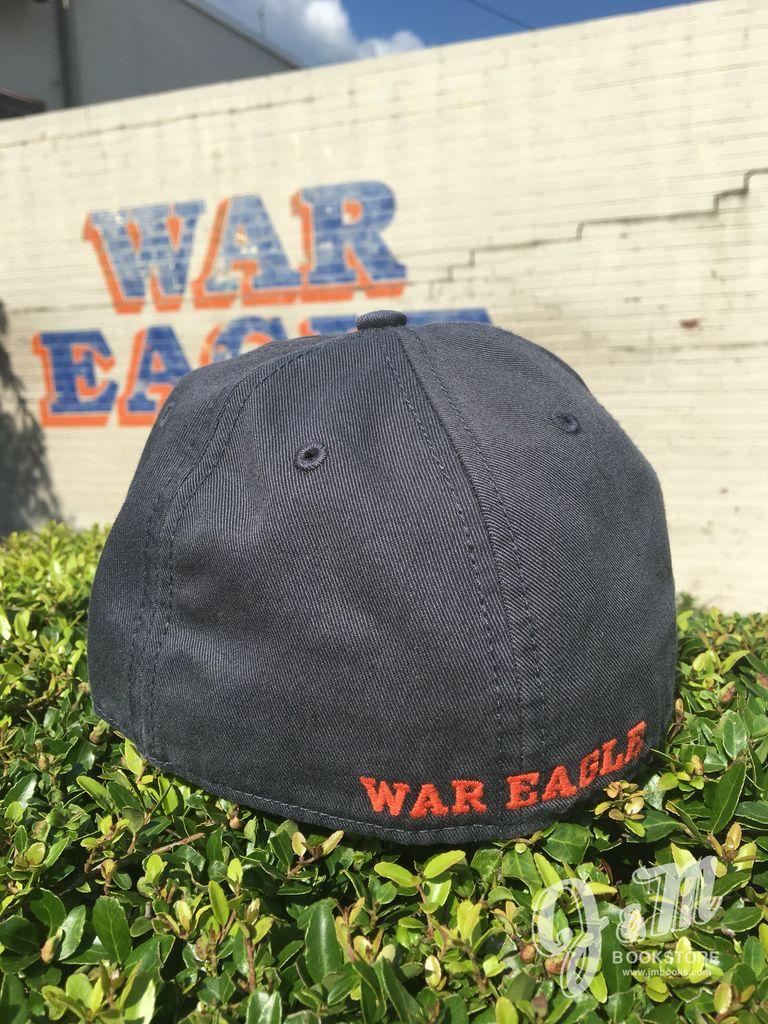 47 Brand AU Franchise Hat with War Eagle on Back