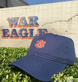 The Game Small AU Solid Vintage Navy Hat