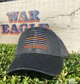 Flag War Eagle Hat