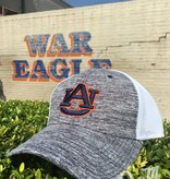 The Game AU Navy Heathered Two Tone Mesh Hat