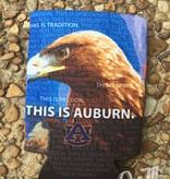 This is Auburn Eagle Koozie