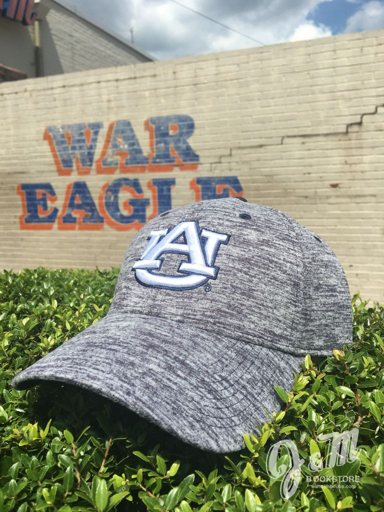 The Game White AU on Navy Heathered Hat